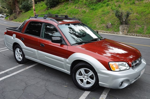2003 Subaru Baja Sport Burbank, CA 14