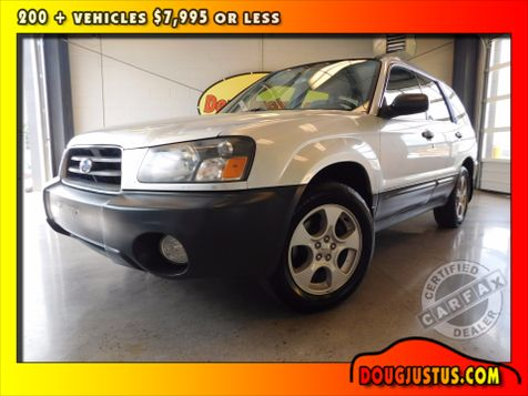 2003 Subaru Forester X in Airport Motor Mile ( Metro Knoxville ), TN