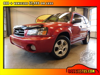 2003 Subaru Forester XS in Airport Motor Mile ( Metro Knoxville ), TN