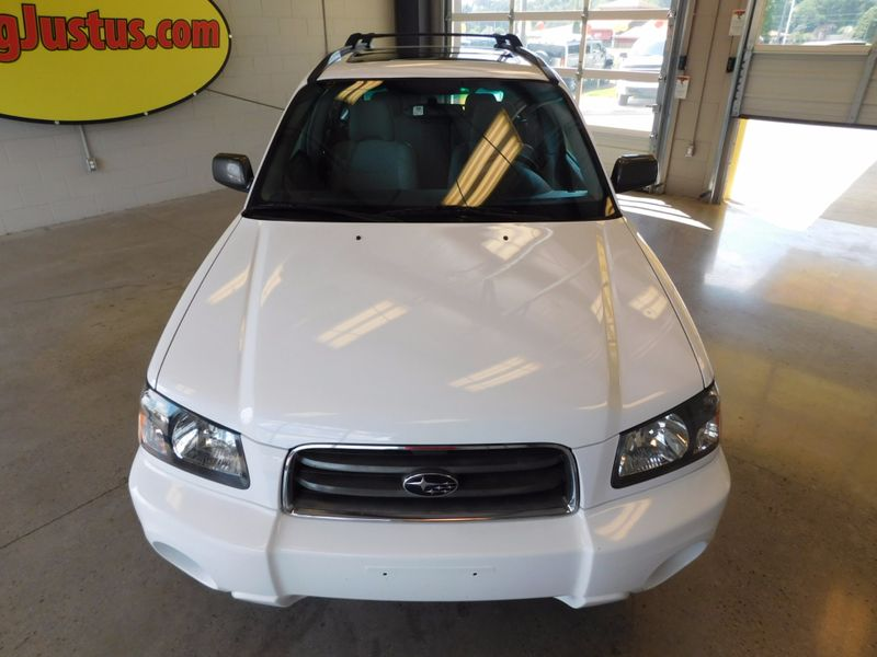 2003 Subaru Forester XS  city TN  Doug Justus Auto Center Inc  in Airport Motor Mile ( Metro Knoxville ), TN