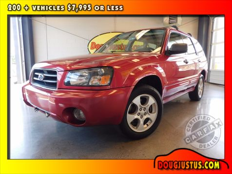 2003 Subaru Forester XS (New Timing Belt & Head Gaskets!) in Airport Motor Mile ( Metro Knoxville ), TN