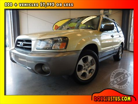 2003 Subaru Forester XS (New Timing Belt & Head Gaskets) in Airport Motor Mile ( Metro Knoxville ), TN