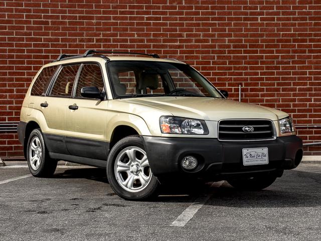 2003 Subaru Forester X Burbank, CA 2