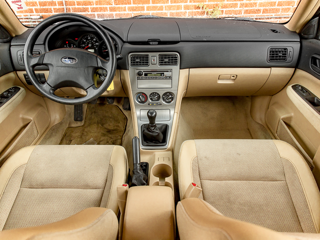 2003 Subaru Forester X Burbank, CA 6