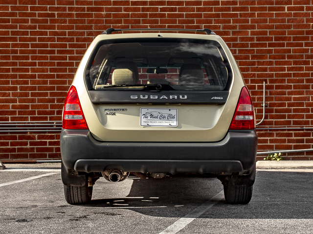 2003 Subaru Forester X Burbank, CA 5