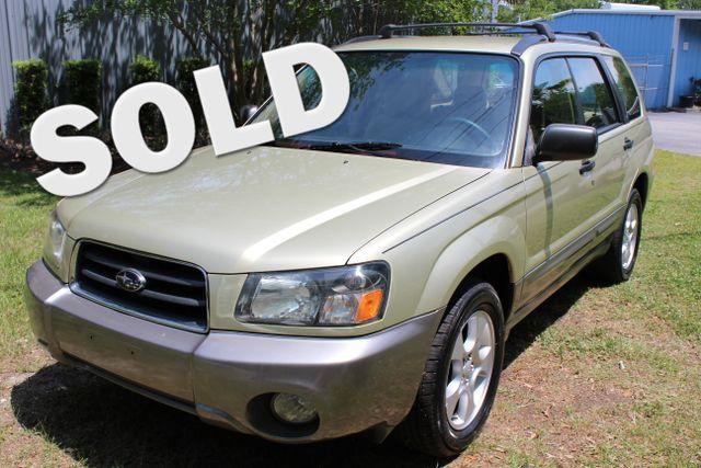 2003 Subaru Forester XS | Charleston, SC | Charleston Auto Sales in Charleston SC