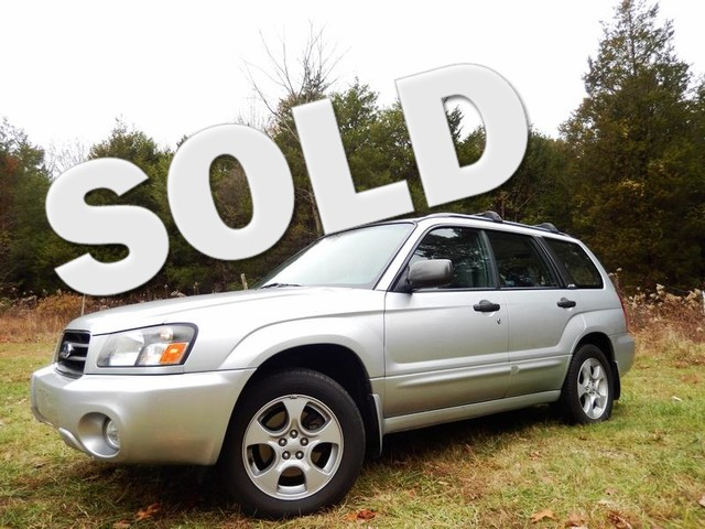 2003 Subaru Forester XS Leesburg, Virginia 0