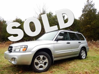 2003 Subaru Forester XS Leesburg, Virginia