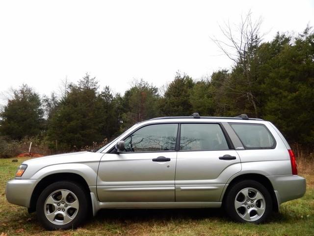 2003 Subaru Forester XS Leesburg, Virginia 7