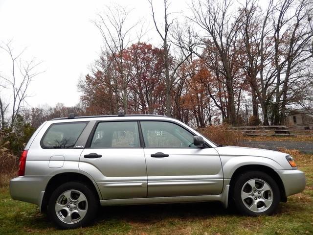 2003 Subaru Forester XS Leesburg, Virginia 6