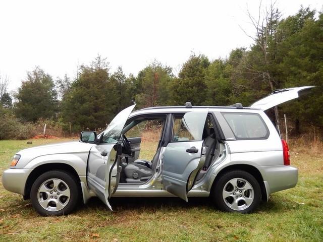 2003 Subaru Forester XS Leesburg, Virginia 9