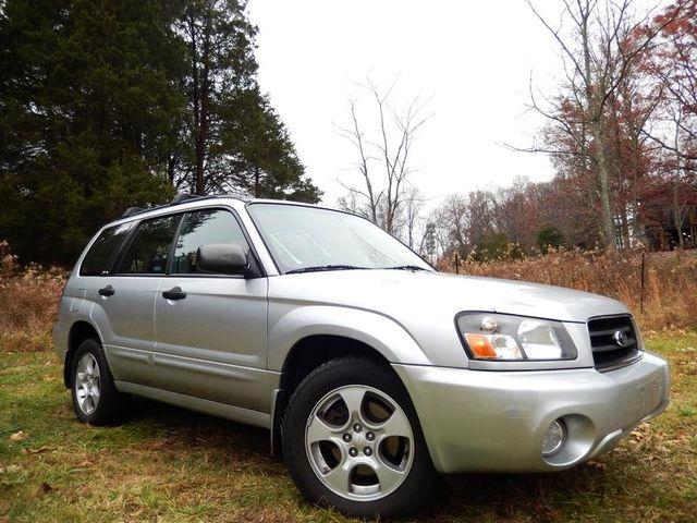 2003 Subaru Forester XS Leesburg, Virginia 1