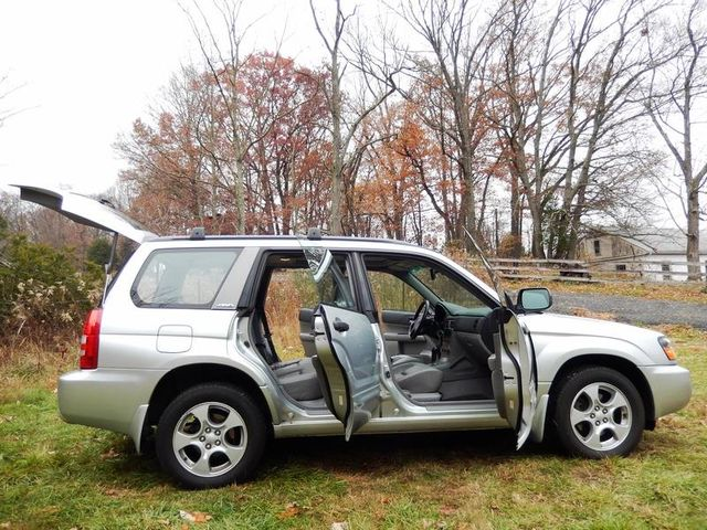 2003 Subaru Forester XS Leesburg, Virginia 8