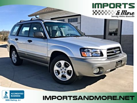 2003 Subaru Forester XS AWD in Lenoir City, TN