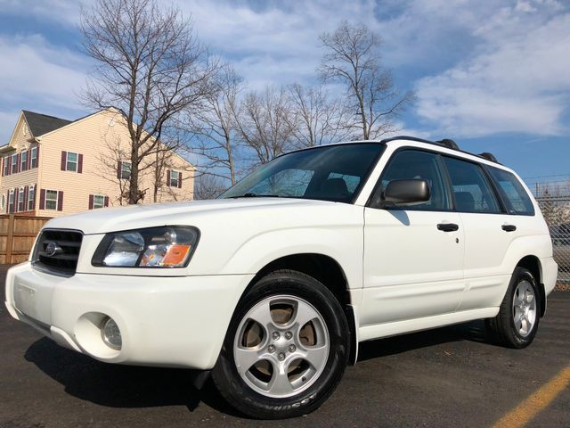 2003 Subaru Forester XS Sterling, Virginia 0