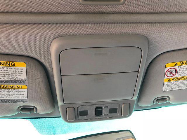 2003 Subaru Forester XS Sterling, Virginia 27