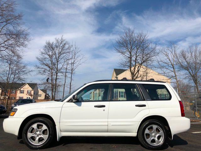 2003 Subaru Forester XS Sterling, Virginia 4