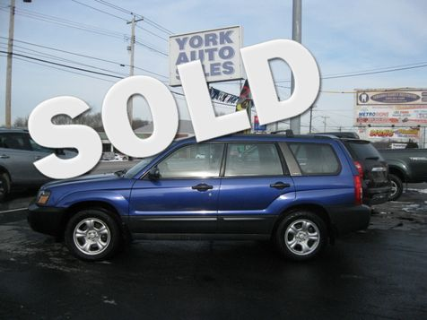 2003 Subaru Forester X in , CT