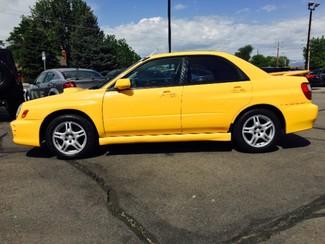 2003 Subaru Impreza WRX LINDON, UT 2