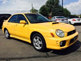 2003 Subaru Impreza WRX LINDON, UT 5
