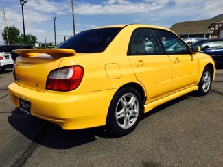 2003 Subaru Impreza WRX LINDON, UT 8