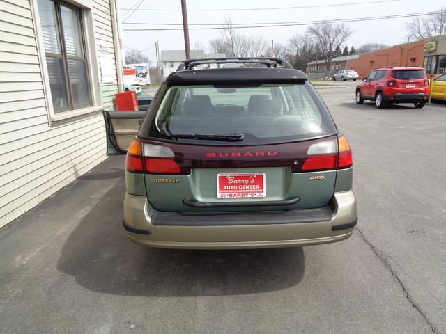 2003 Subaru Outback   city NY  Barrys Auto Center  in Brockport, NY
