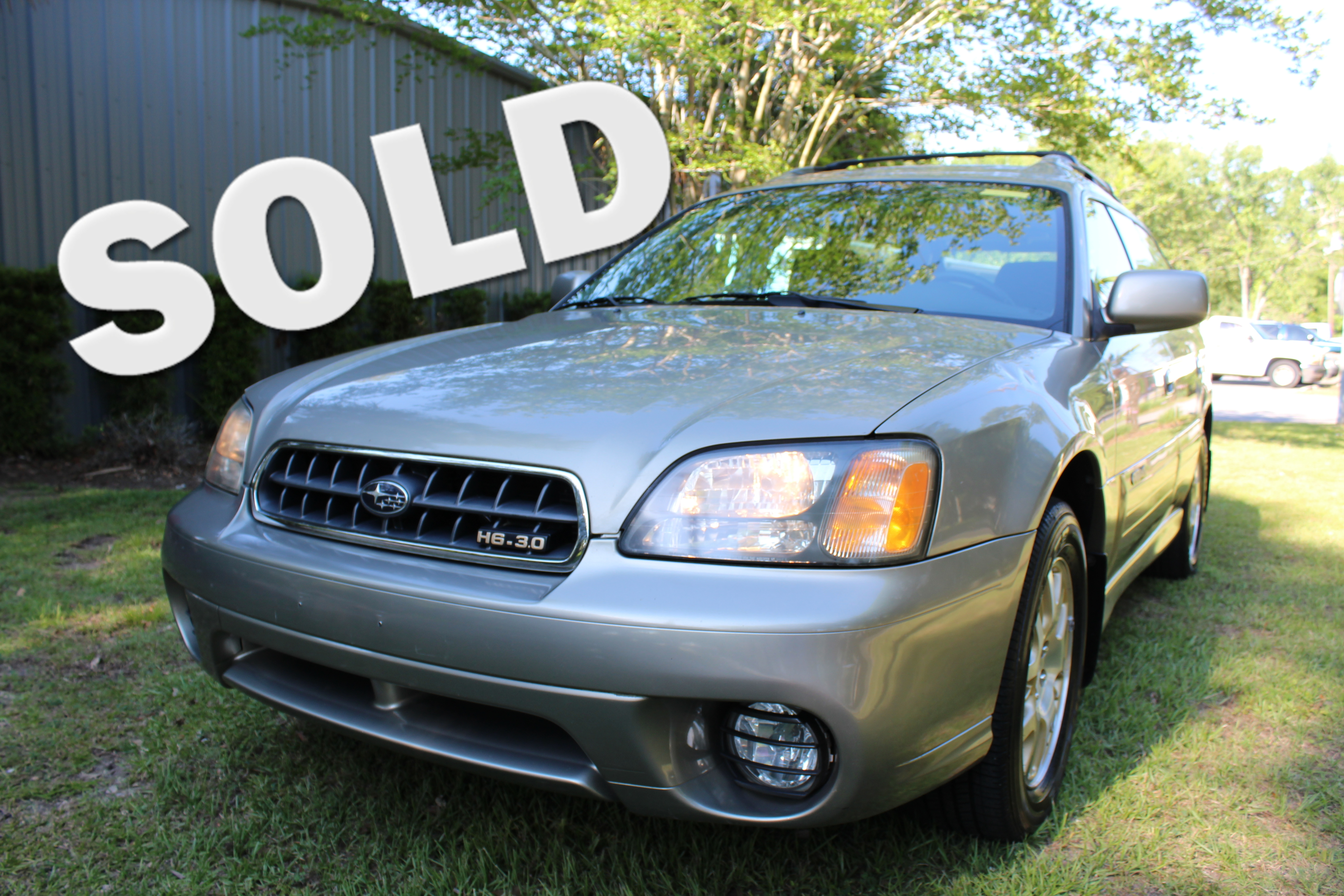 2003 Subaru Outback H6 in Charleston SC