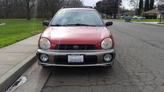 2003 Subaru Impreza Outback Sport Chico, CA 1