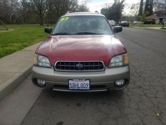 2003 Subaru Outback AWP Chico, CA 1
