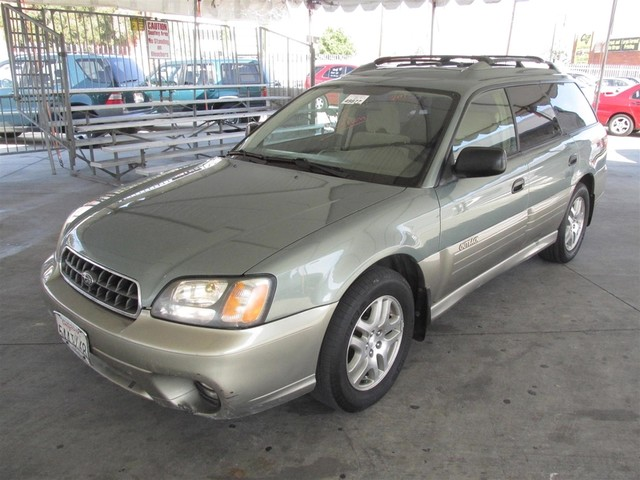 2003 Subaru Outback This particular Vehicles true mileage is unknown TMU Please call or e-mail
