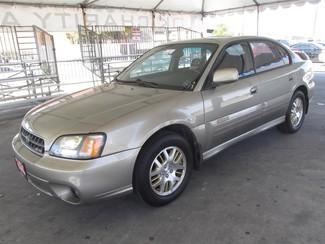 2003 Subaru Outback Gardena, California