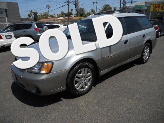 2003 Subaru Outback San Diego, CA