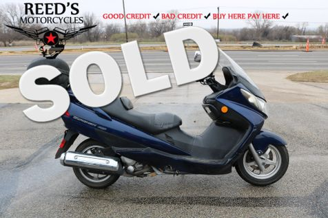 2003 Suzuki CASH ONLY Burgman | Hurst, Texas | Reed's Motorcycles in Hurst, Texas