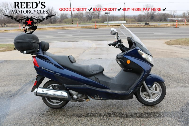 2003 Suzuki CASH ONLY Burgman | Hurst, Texas | Reed's Motorcycles in Hurst Texas