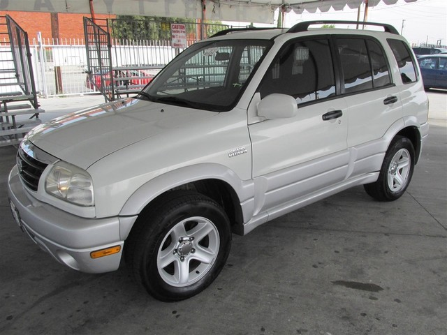 2003 Suzuki Grand Vitara Please call or e-mail to check availability All of our vehicles are av