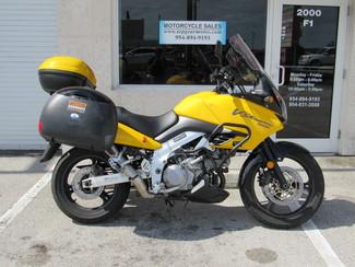 2003 Suzuki V-Strom DL1000 Dania Beach, Florida