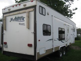 2003 Thor 32' Wander Wagon Toy Hauler Katy, Texas 4