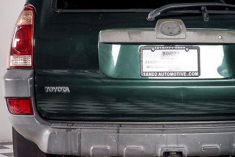 2003 Toyota 4Runner SR5 Sport in Dallas, TX