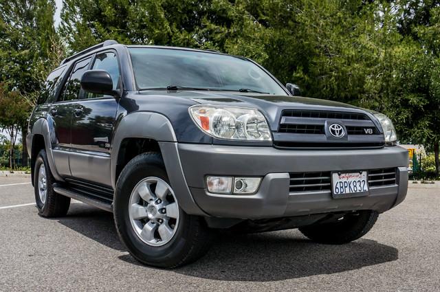 2003 Toyota 4Runner SR5 V8 - SUNROOF - NAVI - TOW PKG Reseda, CA 42