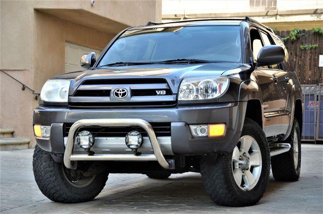2003 Toyota 4Runner Limited Reseda, CA 22
