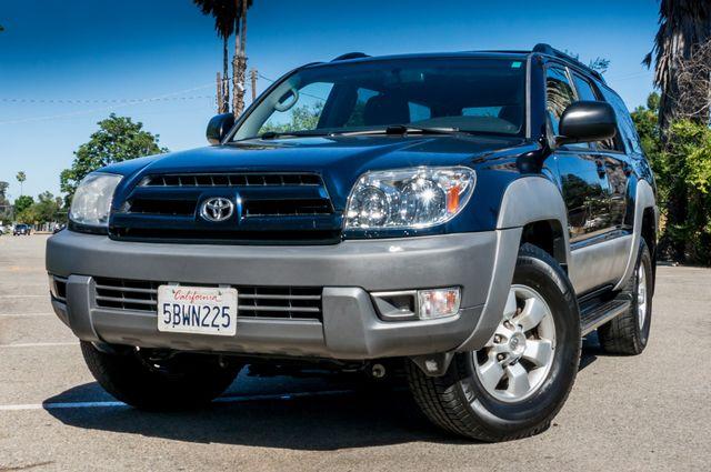2003 Toyota 4Runner SR5 Reseda, CA 2