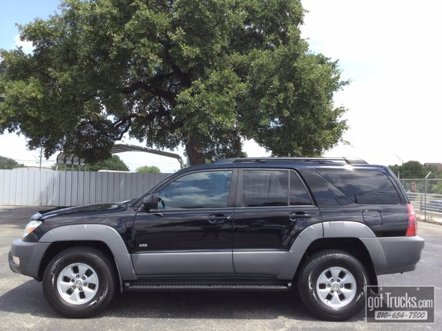 2003 Toyota 4Runner SR5 4.0L V6 | American Auto Brokers San Antonio, TX in San Antonio Texas