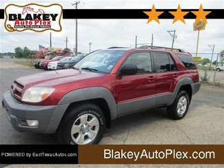 2003 Toyota 4Runner in Shreveport Louisiana