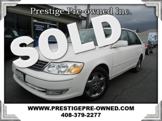 2003 Toyota Avalon in Campbell California