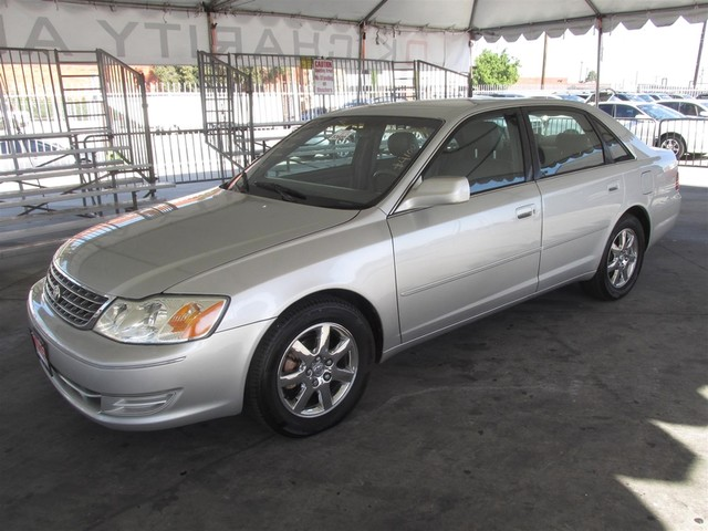 2003 Toyota Avalon XL Please call or e-mail to check availability All of our vehicles are avail