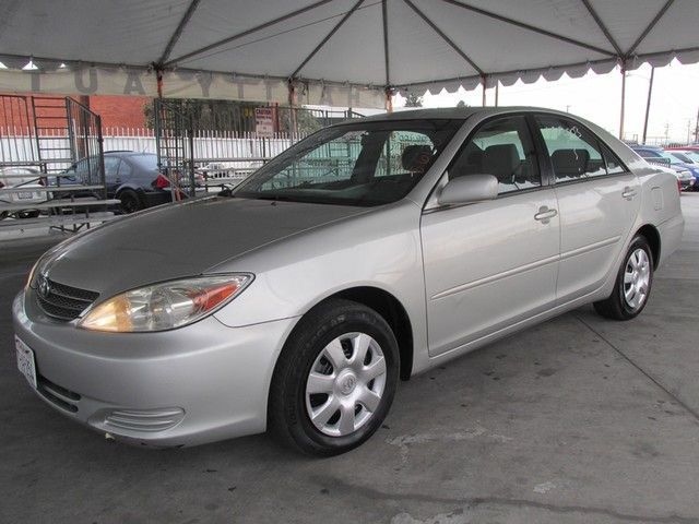 2003 Toyota Camry LE Please call or e-mail to check availability All of our vehicles are availab