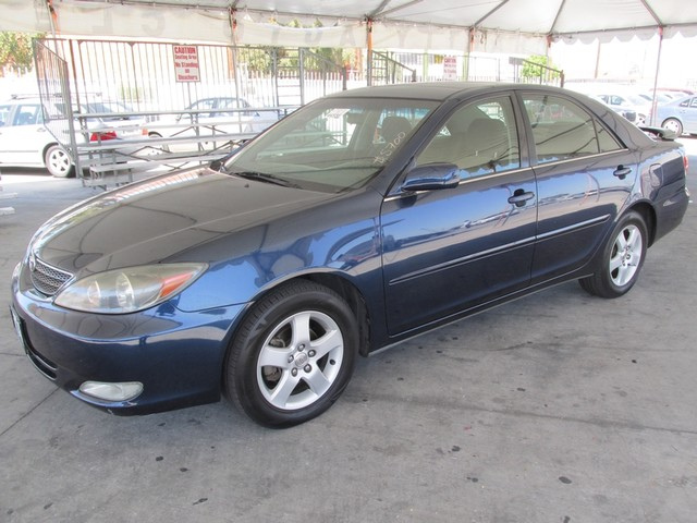 2003 Toyota Camry SE Please call or e-mail to check availability All of our vehicles are availa