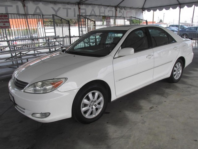 2003 Toyota Camry XLE Please call or e-mail to check availability All of our vehicles are avail