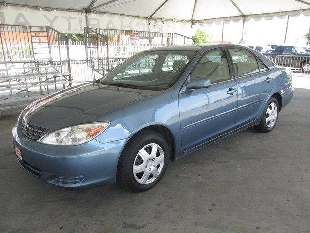 2003 Toyota Camry LE Please call or e-mail to check availability All of our vehicles are availa