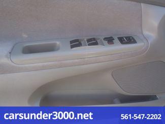 2003 Toyota Camry LE Lake Worth , Florida 5